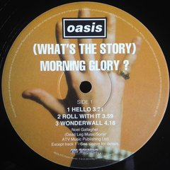 Oasis - (What´s The Story) Morning Glory [LP Duplo]
