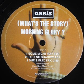 Imagem do Oasis - (What´s The Story) Morning Glory [LP Duplo]