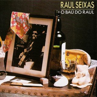 Raul Seixas ‎– O Baú Do Raul [LP]