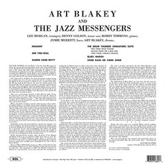 Art Blakey And The Jazz Messengers - Art Blakey And The Jazz Messengers [LP]