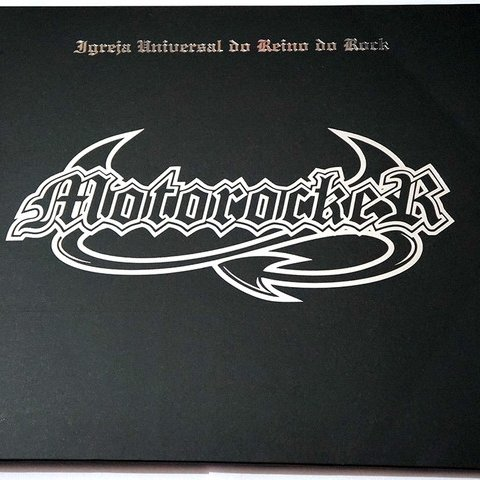 Motorocker – Igreja Universal Do Reino Do Rock [LP]