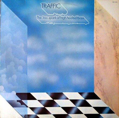 Traffic - The Low Spark Of The High Helled Boys [LP]
