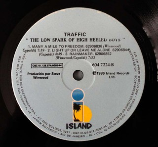 Imagem do Traffic - The Low Spark Of The High Helled Boys [LP]