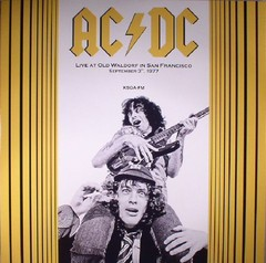 AC/DC - Live At Old Waldorf In San Francisco: September 3th, 1977 [LP]