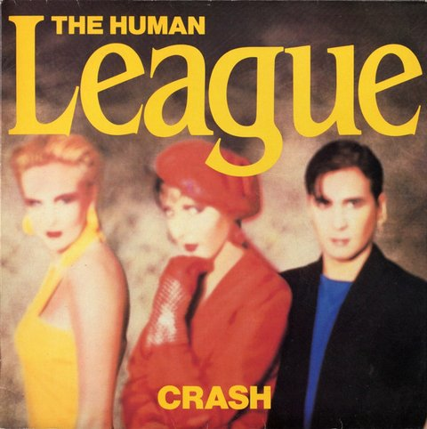 Human League - Crash [LP]