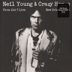 Neil Young & Crazy Horse - Live At Farm Aid In New Orleans: September 19, 1994 [LP]