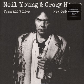 Neil Young & Crazy Horse - Live At Farm Aid In New Orleans: September 19, 1994 [LP] - comprar online