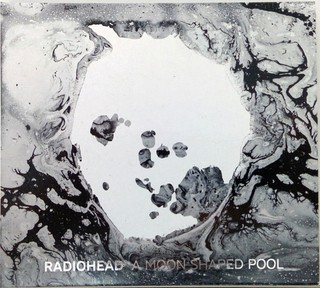 Radiohead - A Moon Shaped Pool [CD] - comprar online