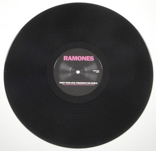 Ramones - Today Your Love, Tomorrow The World [LP] - 180 Selo Fonográfico