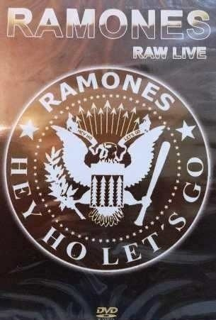 Ramones - Raw Live [DVD] na internet