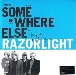 Razorlight - Somewhere Else [Compacto] - comprar online