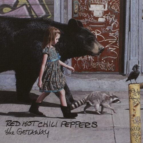 Red Hot Chili Peppers - The Getaway [CD] - comprar online