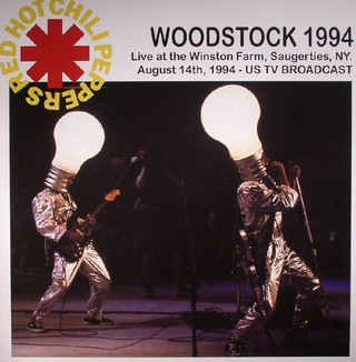 Red Hot Chili Peppers - Woodstock 1994 [LP] - comprar online