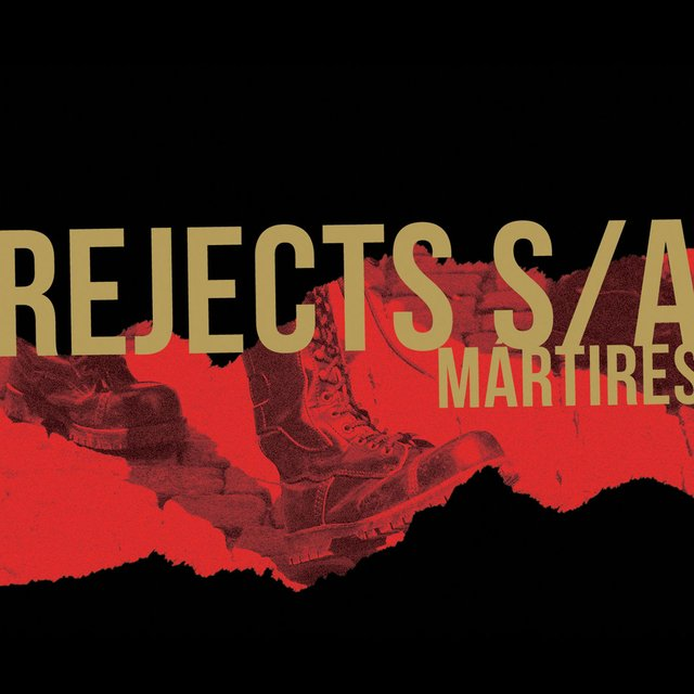 Rejects S/A - Mártires [CD] na internet