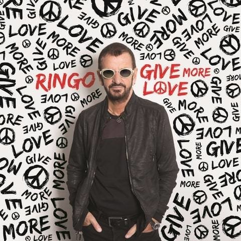 Ringo Starr - Give More Love [CD]
