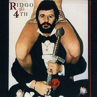 Ringo Starr ‎– Ringo The 4th [LP]
