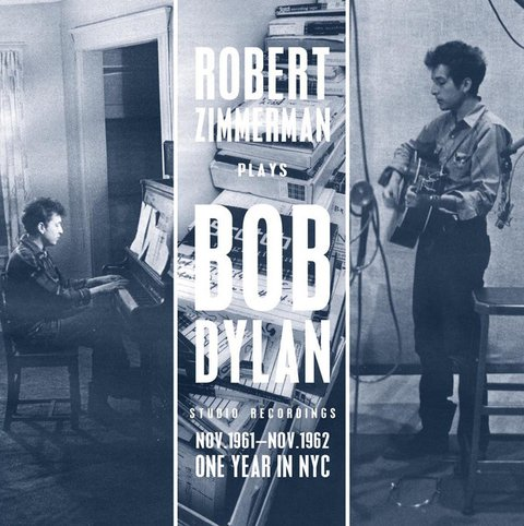 Bob Dylan - Studio Recordings: Nov. 1961 - Nov. 1962 - One Year In New York [LP] - comprar online