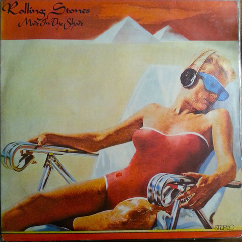 Rolling Stones - Made In The Shade [LP]