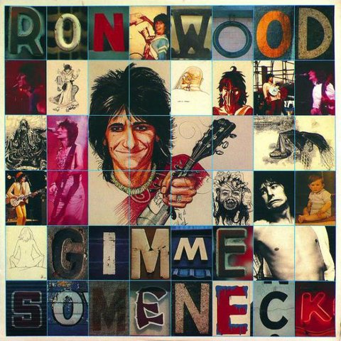 Ron Wood ‎– Gimme Some Neck [LP]