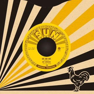 Roy Orbison and Teen Kings - Ooby Dooby / Go! Go! Go! [Compacto] - comprar online