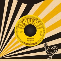 Roy Orbison and the Teen Kings - You're My Baby / Rockhouse [Compacto]