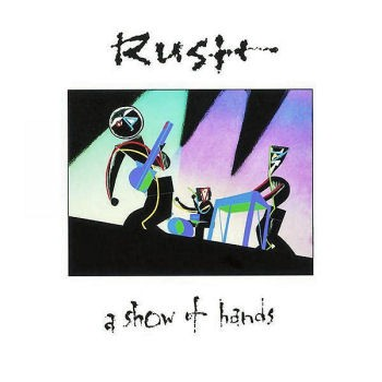 Rush - A Show of Hands [LP Duplo]