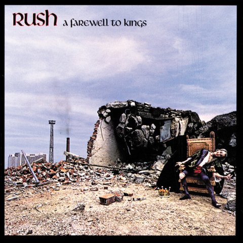 Rush - A Farewell To Kings [LP]
