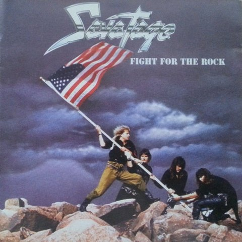 Savatage - Fight For The Rock [LP]   - comprar online