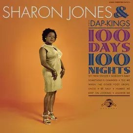 Sharon Jones & The Dap-Kings ‎– 100 Days, 100 Nights [LP]