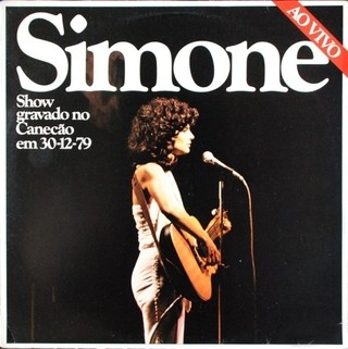 Simone - Ao Vivo [LP]