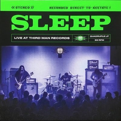 Sleep - Live at Third Man Records [Box 4 LPs]