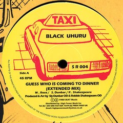 Black Uhuru / Sly & Robbie & Taxi Gang - Guess Who Is Coming To Dinner [LP]