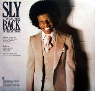 Sly & The Family Stone - Back On The Right Track [LP] na internet