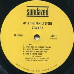 Sly & The Family Stone - Stand! [LP]