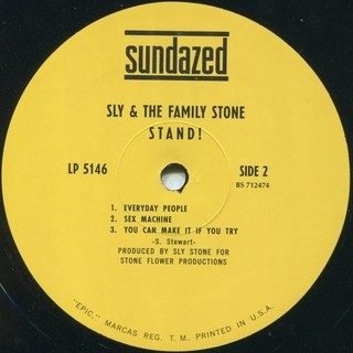 Sly & The Family Stone - Stand! [LP] - loja online