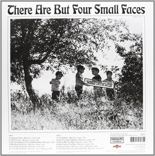 Small Faces - There Are But Four Small Faces [LP] na internet