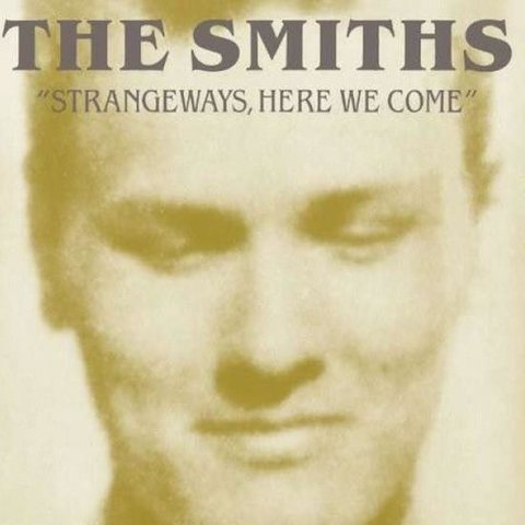 Smiths ‎– Strangeways, Here We Come [LP]