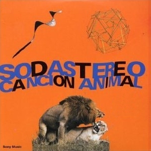 Soda Stereo - Cancion Animal [CD]