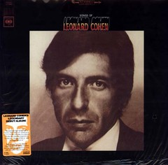 Leonard Cohen - Songs Of Leonard Cohen [LP]