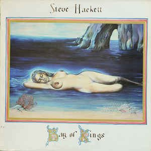 Steve Hackett ‎– Bay Of Kings [LP]