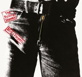 Rolling Stones - Sticky Fingers [LP]