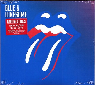 Rolling Stones - Blue & Lonesome [CD] - comprar online