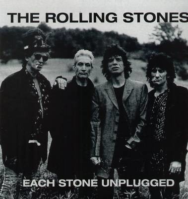 Rolling Stones - Each Stone Unplugged [LP]