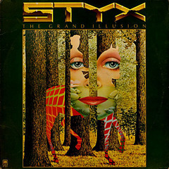 Styx - The Grand Illusion [LP]