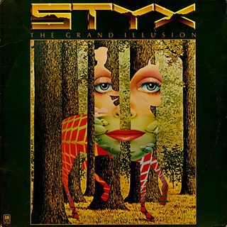 Styx - The Grand Illusion [LP] - comprar online