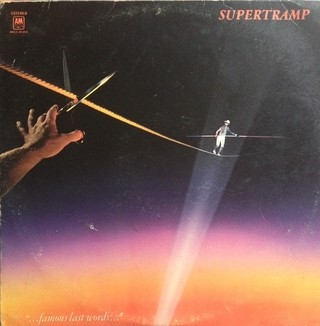 Supertramp - Famous Last Words [LP]