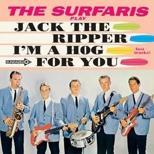 Surfaris - Jack The Ripper [Compacto]
