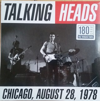 Talking Heads - Chicago, August, 28, 1978 [LP] - comprar online