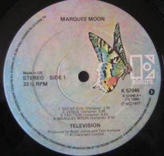 Television ‎– Marquee Moon [LP] na internet