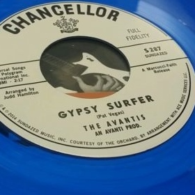 Avantis - Gypsy Surfer / Wax 'Em Down [Compacto] na internet
